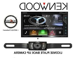 kenwood excelon dnx694s double din