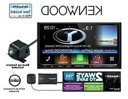 Kenwood eXcelon DNX893S DVD Navigation System with SiriusXM