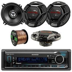 Kenwood KMM-BT322U Car Stereo Bluetooth USB/AUX Digital Medi