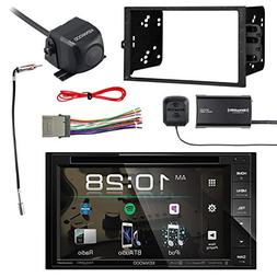 Kenwood Multimedia Receiver, BT w/Sirius Vehicle Radio Tuner