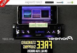 Kenwood KMM-108U Single-Din In-Dash Mechless Media Receiver
