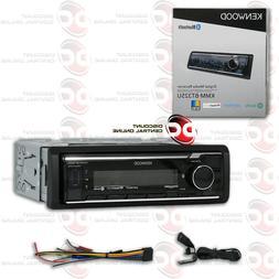 KENWOOD KMM-BT325U 1-DIN USB DIGITAL MEDIA MECHLESS BLUETOOT