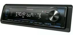 Kenwood KMM-BT325U Car Stereo Digital Media Receiver w/ Blue