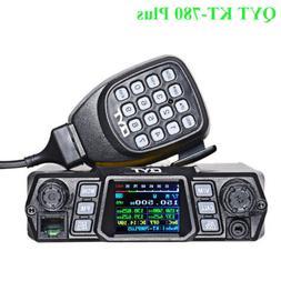 KT-780 PLUS VHF 136-174MHz High Power 100W Long Distance Car