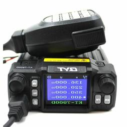 QYT KT-7900D 25W Quad Band 144/220/350/440 MHZ Mini Car Mobi