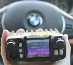 QYT KT-7900D Quad Band 25W 144/220/350/440 MHz Mini Car Radi