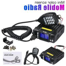 QYT KT-7900D Quad Band Quad-Standby 5Tone VHF 25W Car/Truck