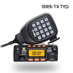 QYT KT-8900 Car Mobile Two Way Radio 200CH V/UHF 136-174/400
