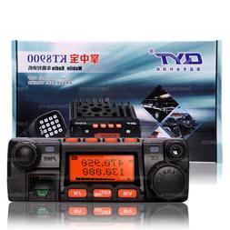 QYT KT-8900 Dual-Band VHF UHF Car/Truck Ham Mobile Transceiv