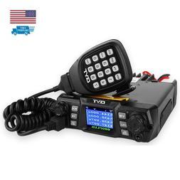 QYT KT-980 plus 136-174/400-480MHz 200CH 5 Tone 75W Mobile C