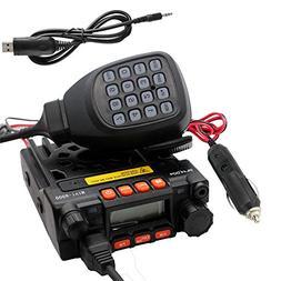 TALKCOOP KT-8900 25/20W UHF VHF Mobile radio 136-174/400-480