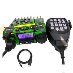 QYT KT8900 Car Transceiver 25W Mobile Radio VHF UHF Dual Ban