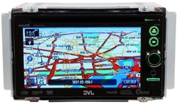 "JVC KW-NT50HDT 6.1"" DVD/MP3 GPS/Bluetooth Receiver"