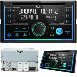 kw r930bts double din in dash cd