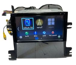 "JVC KW-V830BT In-Dash 6.8"" Car Stereo 2-DIN DVD Receiver w/"