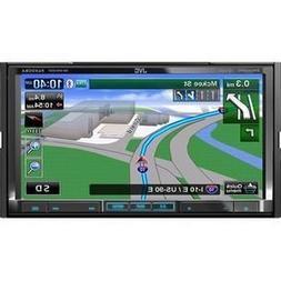 Jvc Kwnt810hdt Car Stereo 7inch Navigation Bluetooth Hd Radi