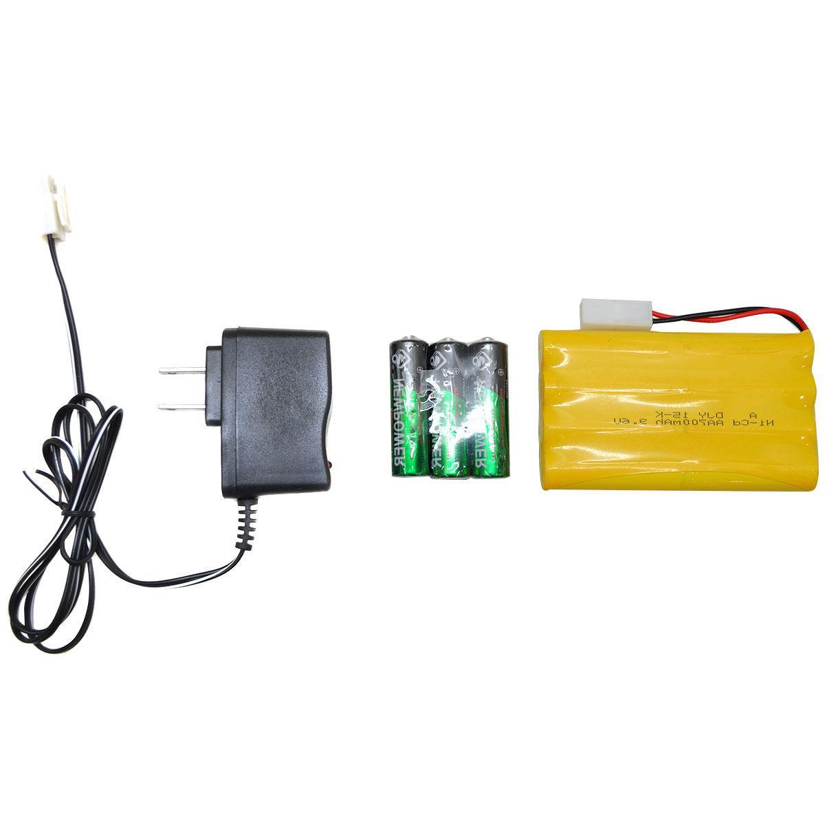1:10 2.4Ghz Rock Crawler 4 Remote RC Green