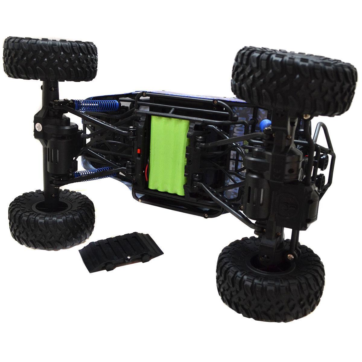 1:10 4 Wheel Drive Remote Control Green
