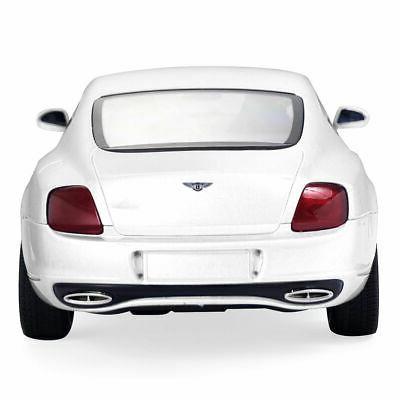 1/14 Supersports Radio Remote RC Car White