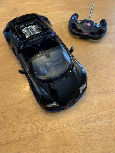 1/14 Grand Sport Remote BLK/BL