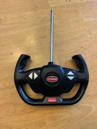 1/14 Bugatti Veyron 16.4 Grand BLK/BL