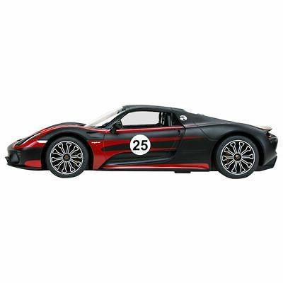 1/14 Porsche Licensed Control Car w/Lights