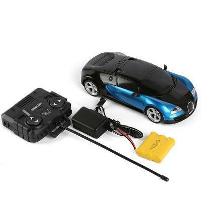 1:18 Drift Remote Car Sound Lights Kids Toy Gift