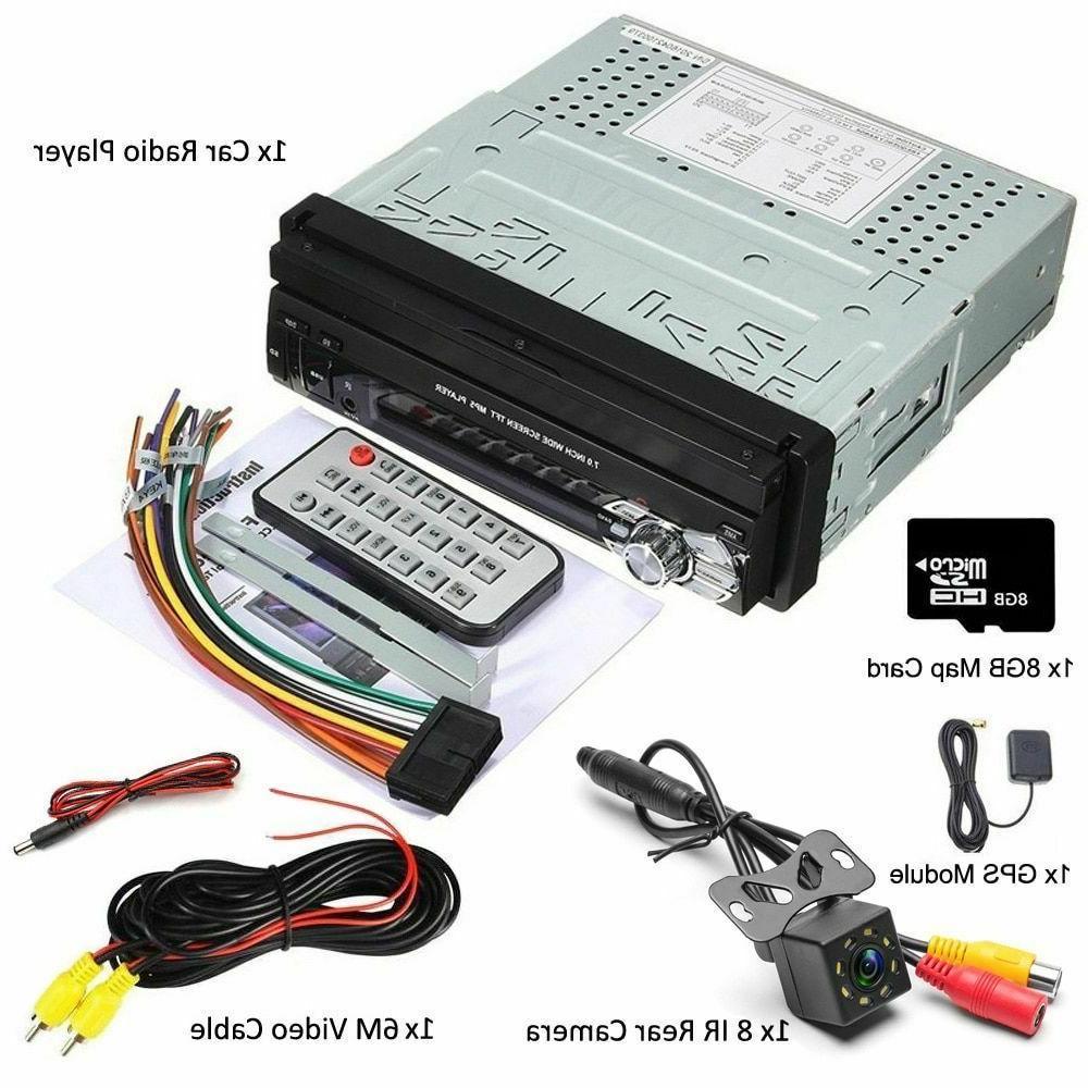 "1 Din 7"" Radio Auto Stereo Audio USB"