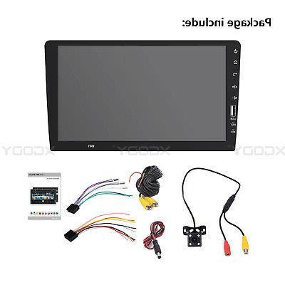 """1 9"""" FM/USB/AUX Screen Stereo BT Rear Camera Kits"""