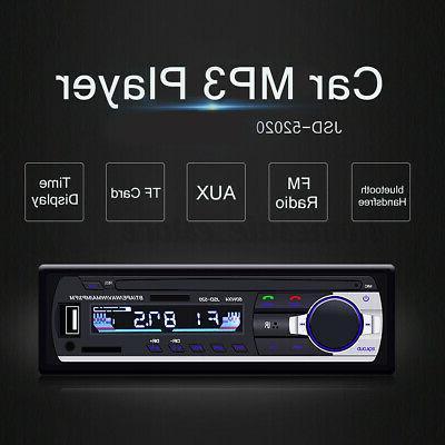 1 Din Audio bluetooth