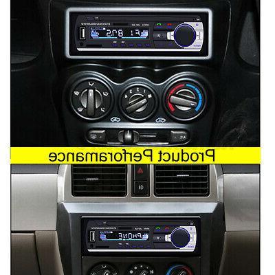 1 Din Car Stereo Audio Radio MP3 bluetooth FM/SD/TF USB Input
