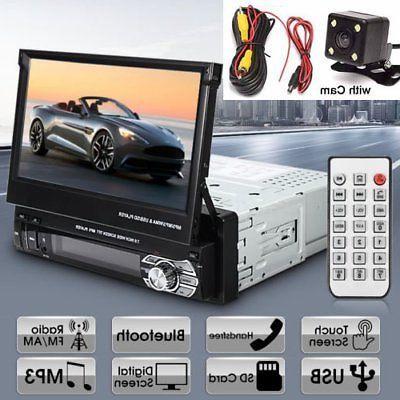 1 7 Car Radio Stereo Detachable Player + MX