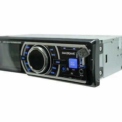 SoundXtreme No Player, USB, SD, AM/FM Radio