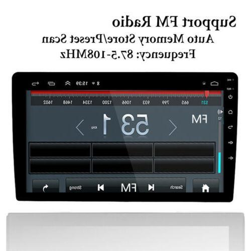 Quad Radio MP5 WiFi GPS Navigation