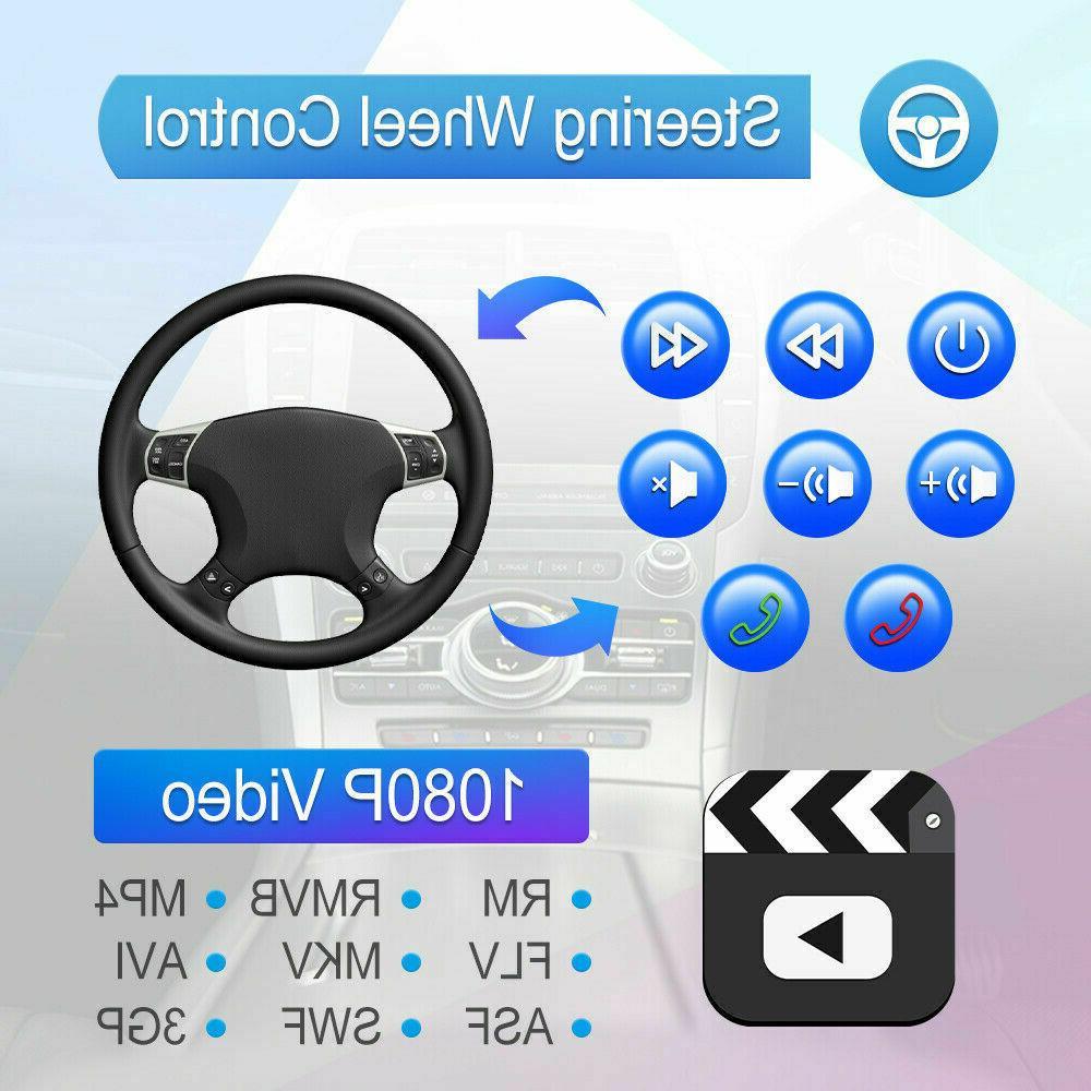 "10.1"" Android Radio Bluetooth Player Quad GPS Navi"