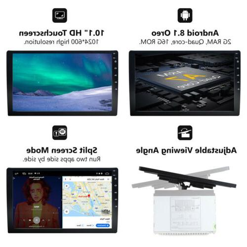 Double InDash GPS OBD2 B