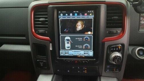 10.4 Style Car GPS Dodge Ram 1500 2500 Laramie