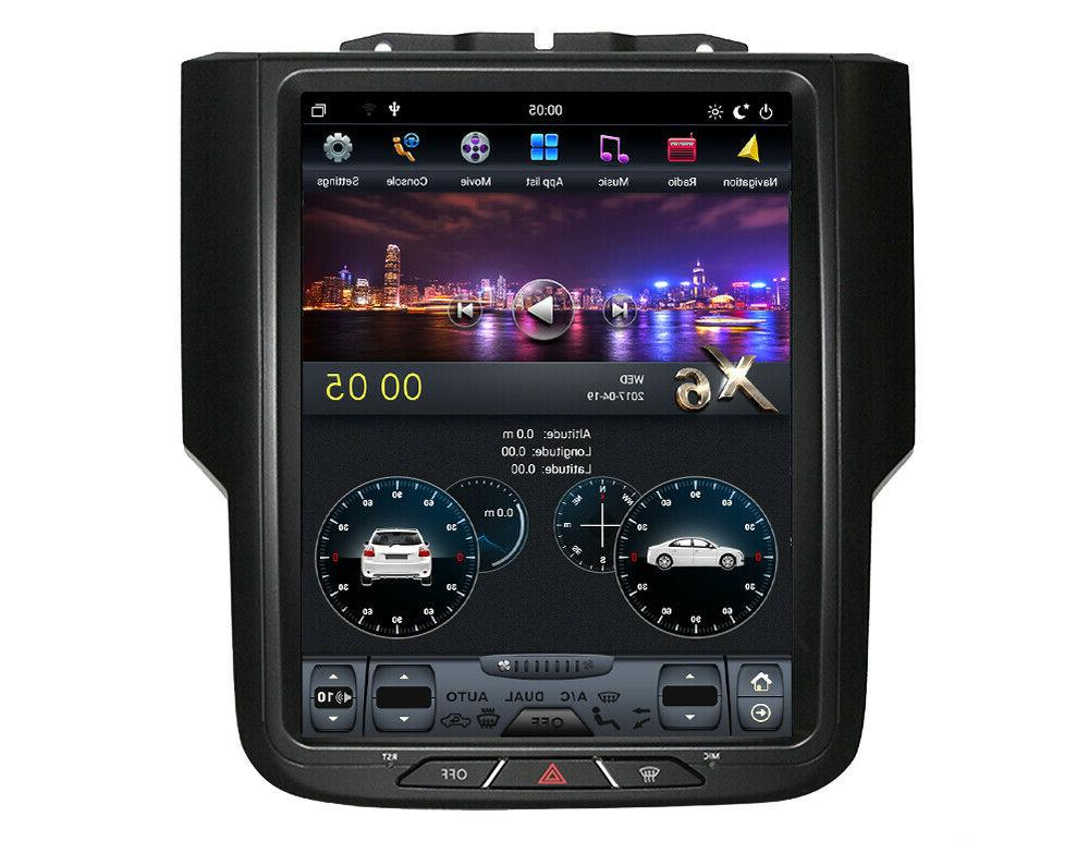 10.4 Tesla Car GPS For Dodge 1500