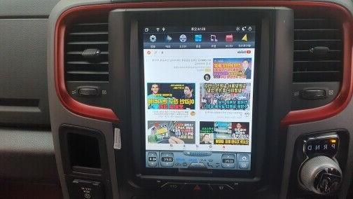 10.4 Tesla Car GPS Dodge 2500 Laramie