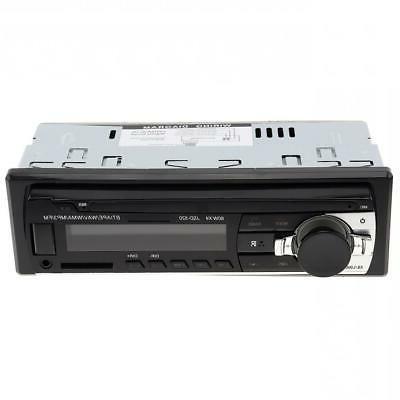 JSD-520 In Dash Bluetooth FM Aux Audio