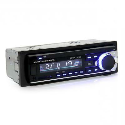 JSD-520 In Bluetooth Car FM Audio Player
