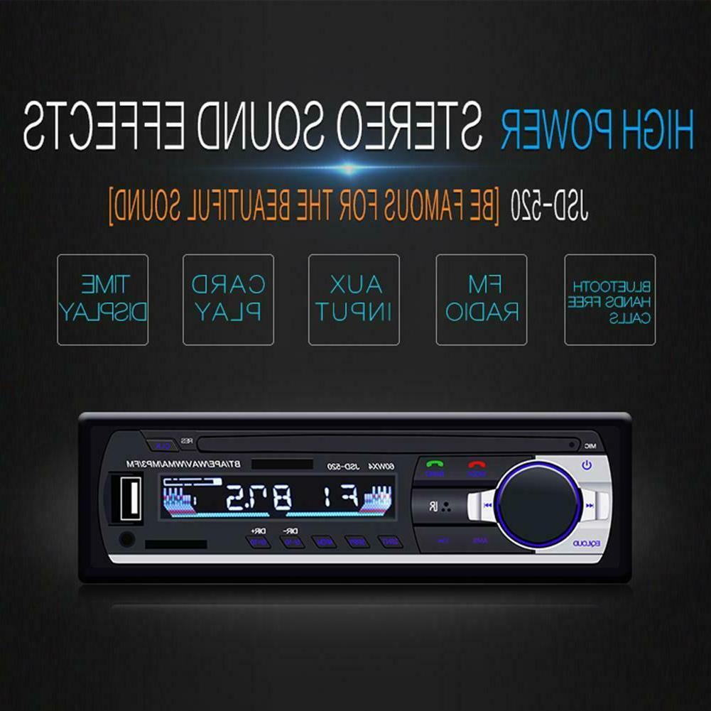 1Din In Audio MP3 FM USB AUX-IN