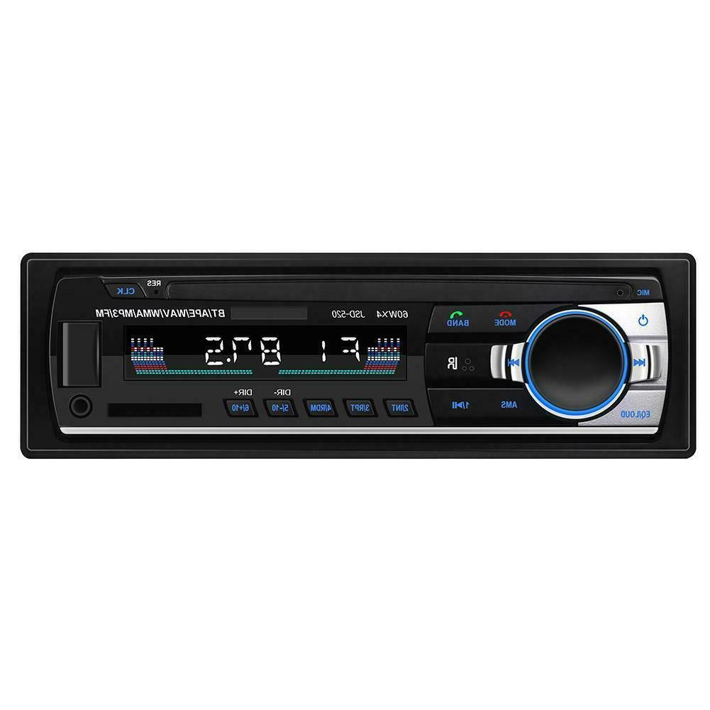 1Din Car In Dash Audio MP3 USB