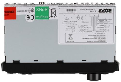 2) NEW BOSS 612UA MP3/USB SD In Dash