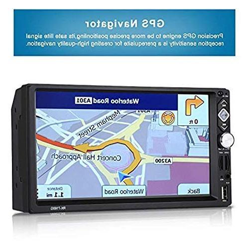 "2 Car Multimedia ,7"" Touch Car MP5 USB/AUX-in + Control"