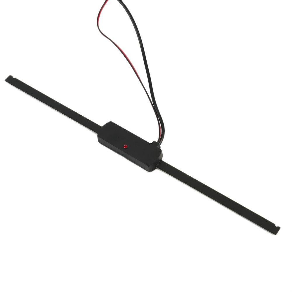 <font><b>Antenna</b></font> Booster FM/AM <font><b>Radio</b></font> Mount Black Drop Shipping