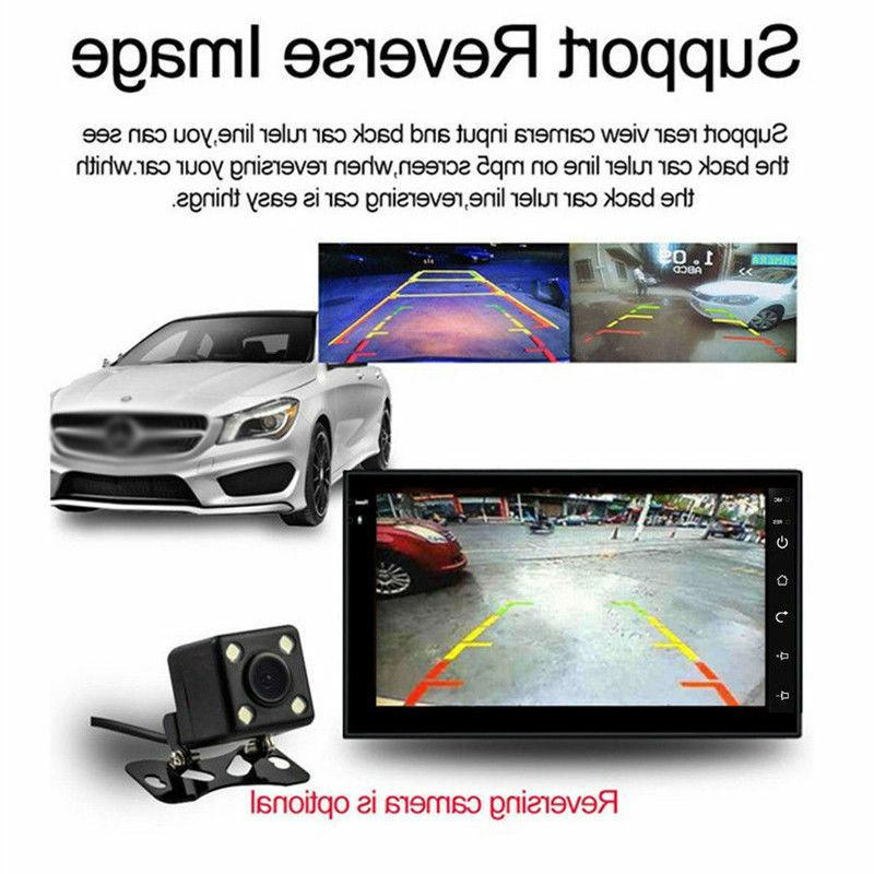 2DIN Android Radio GPS Stereo Multimedia Player