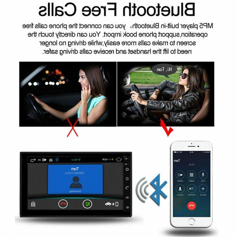 2DIN 8.1 Radio Stereo Multimedia
