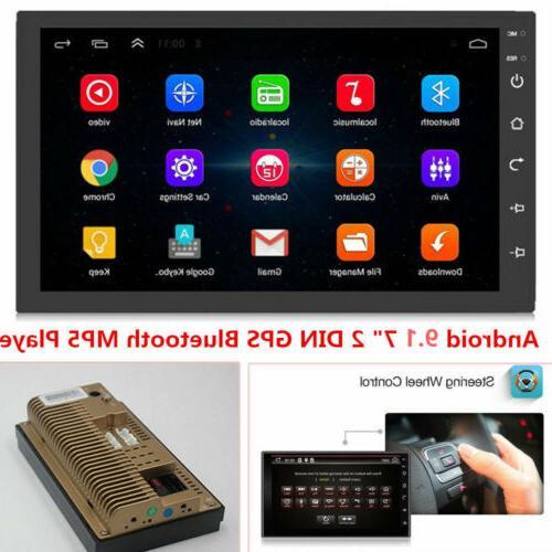 2din android 8 1 car radio gps