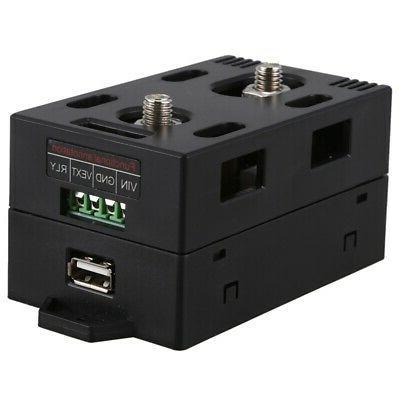 2X(Vat1300 100V Voltage Meter Car Monitor